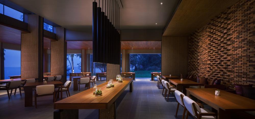 Alila Villas Koh Russey - Dining - Horizon 06
