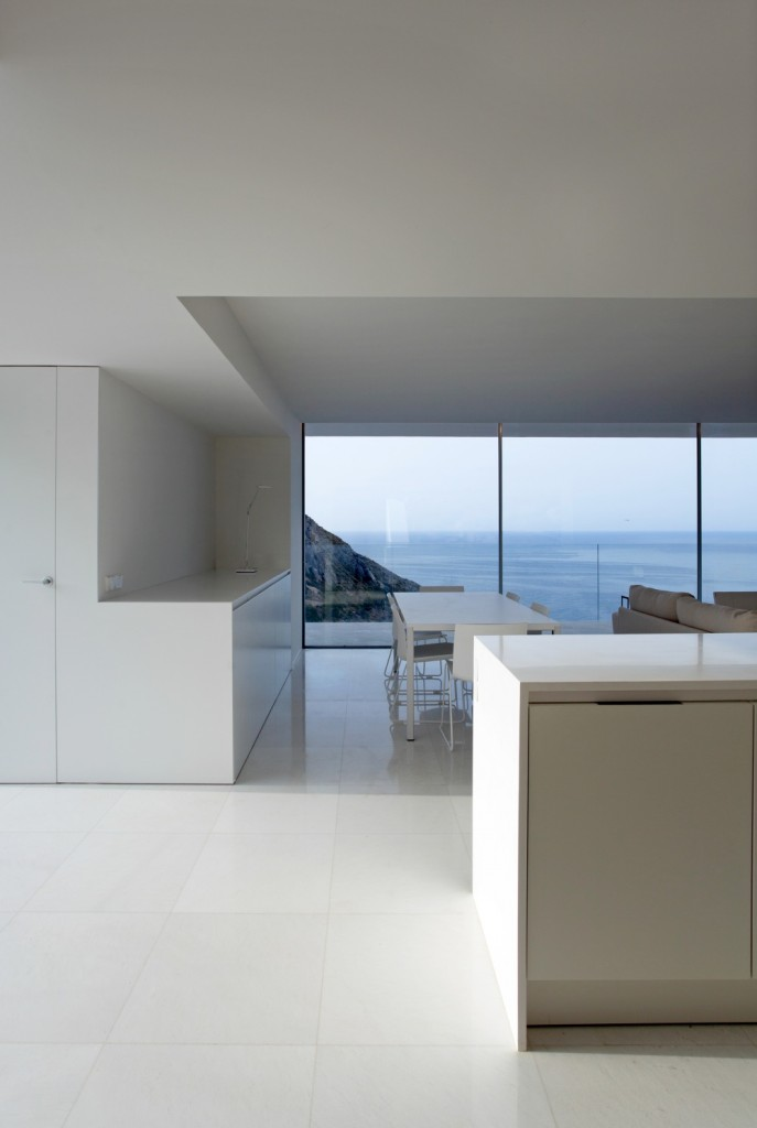 FRAN SILVESTRE ARQUITECTOS VALENCIA - HOUSE ON THE CLIFF - IMG ARQUITECTURA - 24