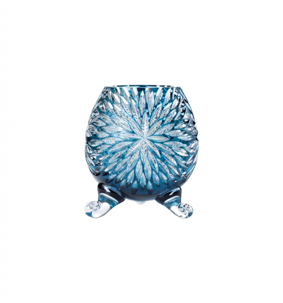 金彩系列-珍貴-墨藍(高17CM) 定價8,800