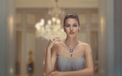 (1)海瑞溫斯頓New York系列 718 Marble Marquetry頂級珠寶作品