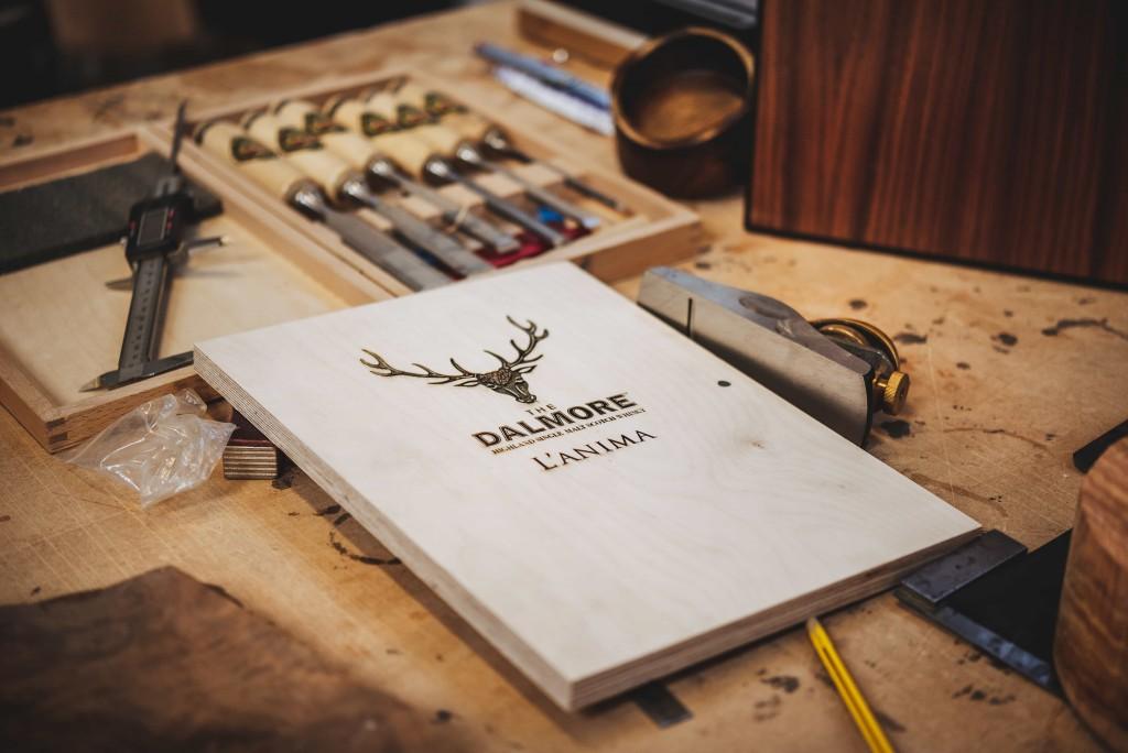 (1)蘇格蘭專業工匠John Galvin設計並手工打造的實心橄欖木、黑胡桃木定製木盒_2