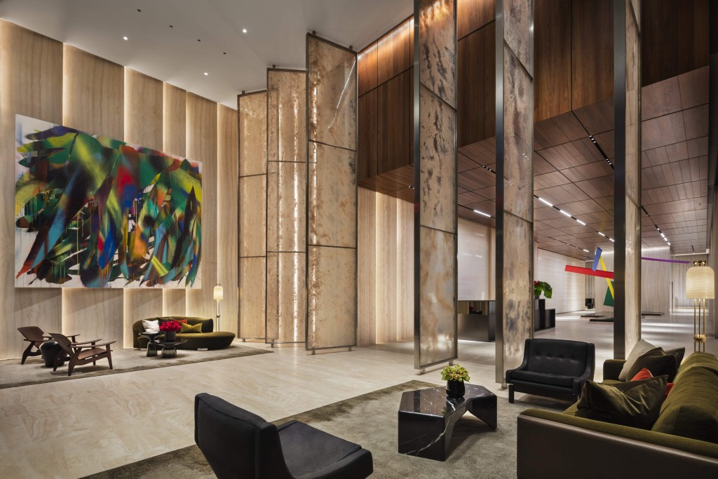 (1)15 Hudson Yards Lobby - courtesy Scott Frances for Related-Oxford_1
