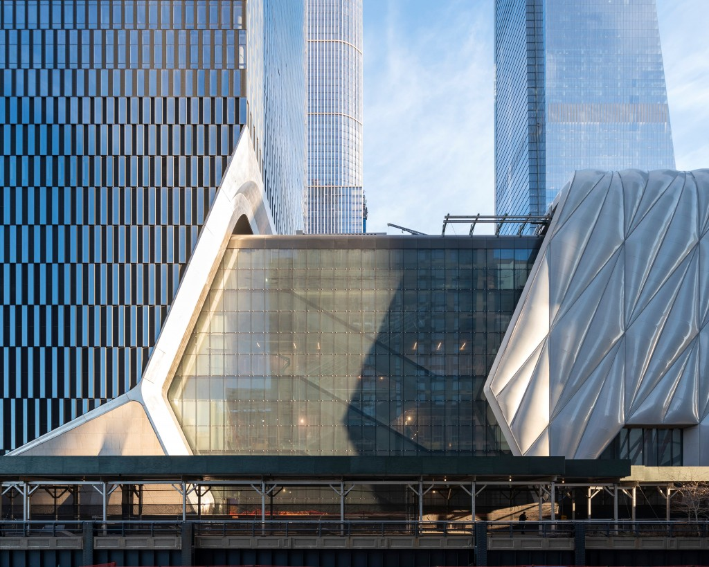 (1)15 Hudson Yards and The Shed - courtesy Timothy Schenck for Related-Oxford
