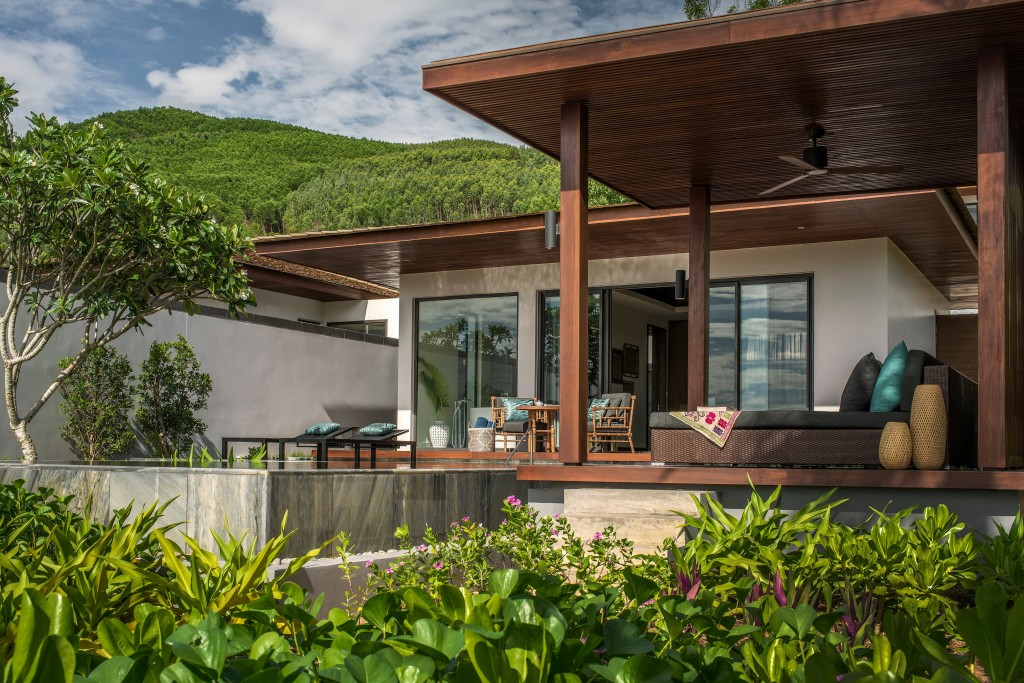 (1)Anantara Quy Nhon Villas Beach Villa Reverse View