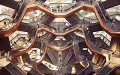 (1)Interior View of the Vessel - courtesy of Forbes Massie-Heatherwick Studio