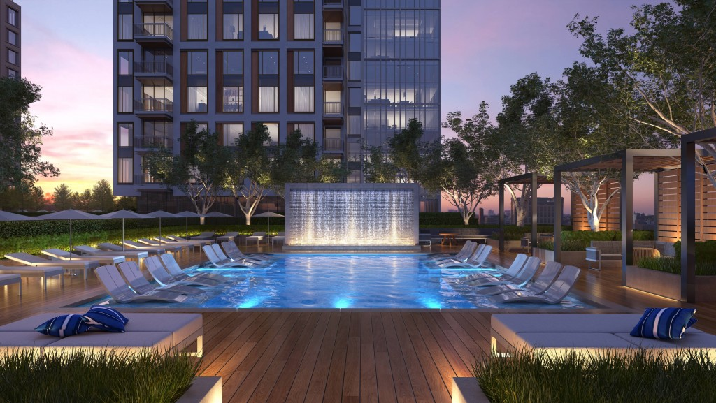 (1)T1-5樓戶外-戶外泳池