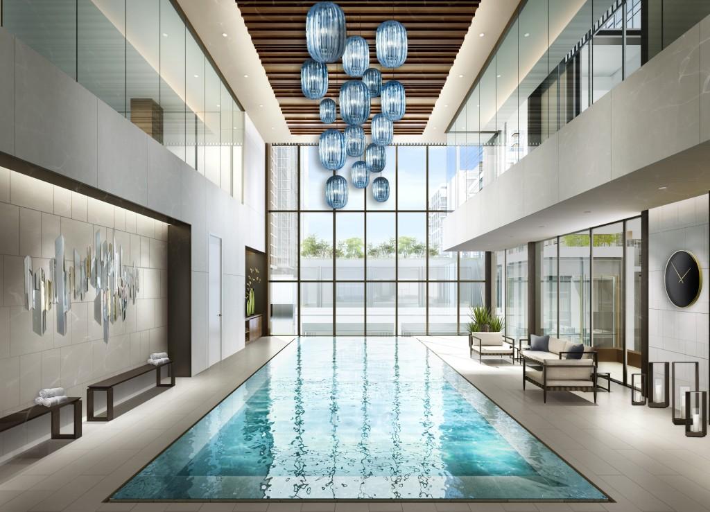 (1)T2-2樓-室內泳池