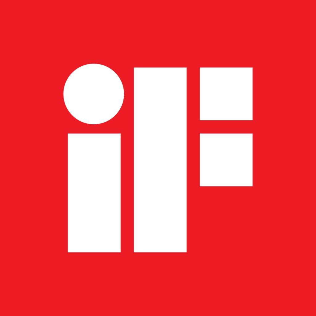 3 iF Design Award
