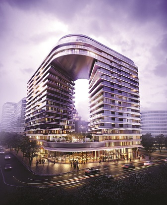 Infinity by Crown Group - Exterior