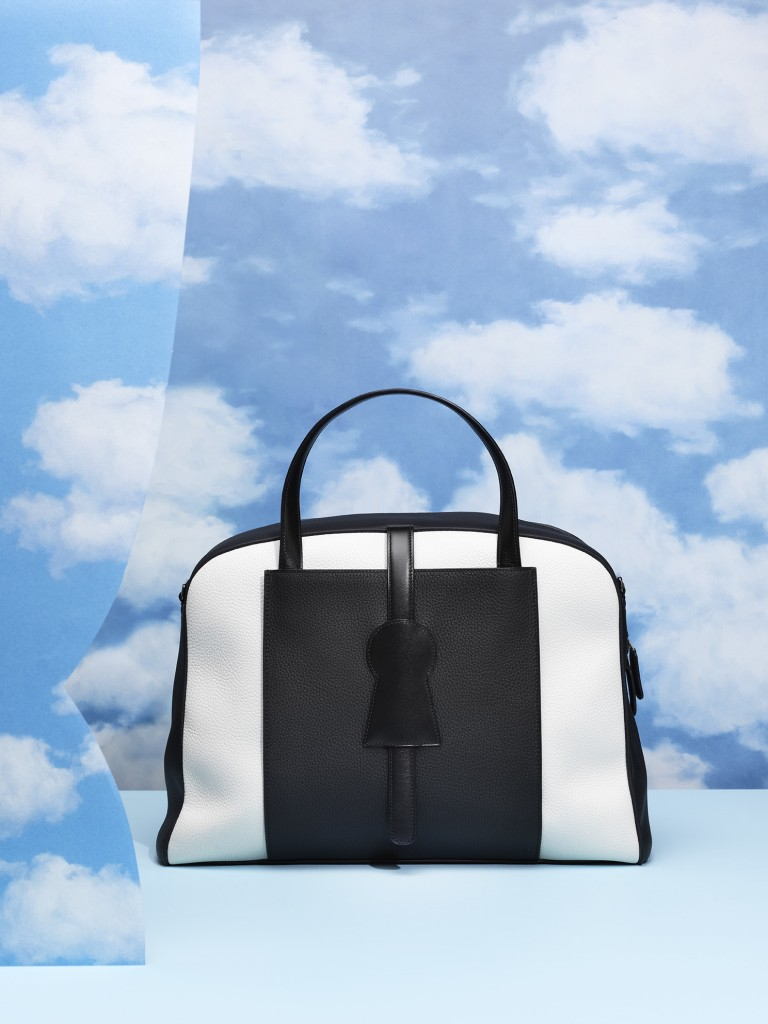 Magritte系列 24H牛皮旅行袋$147,100 - 02