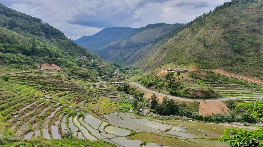 普納卡風景 (1)