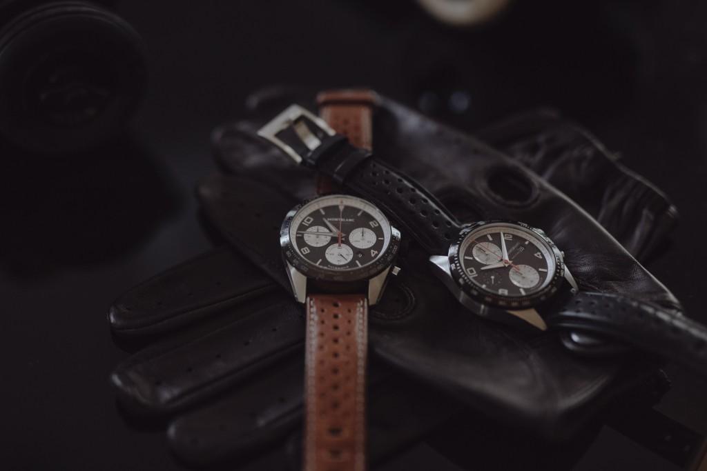萬寶龍全新TimeWalker系列 「反熊貓式錶盤」腕錶
