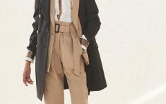 BRUNELLO CUCINELLI_SS19 長版雙排釦羊毛大衣 137,600