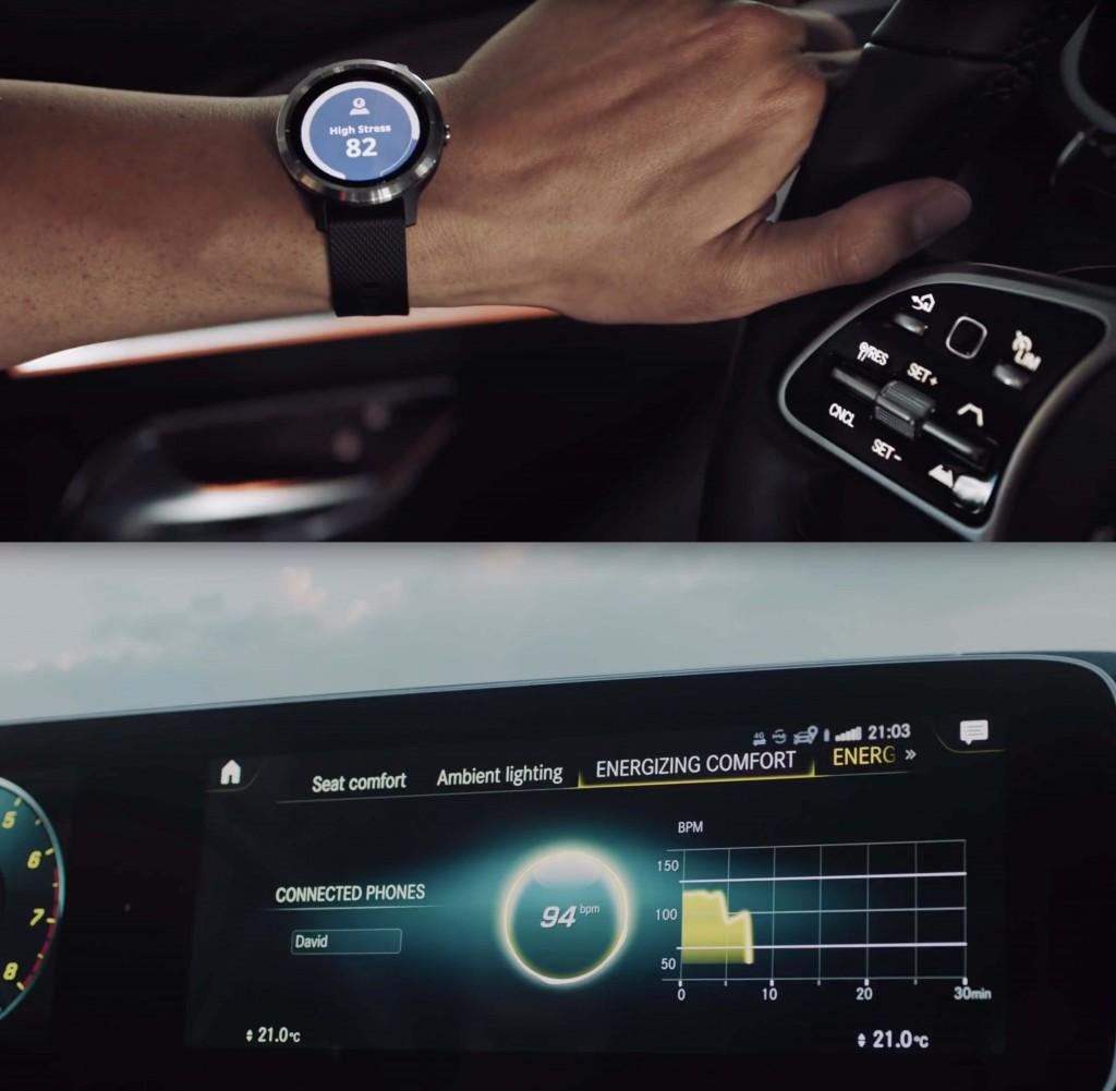 Garmin 攜手Mercedes Benz推智慧腕錶