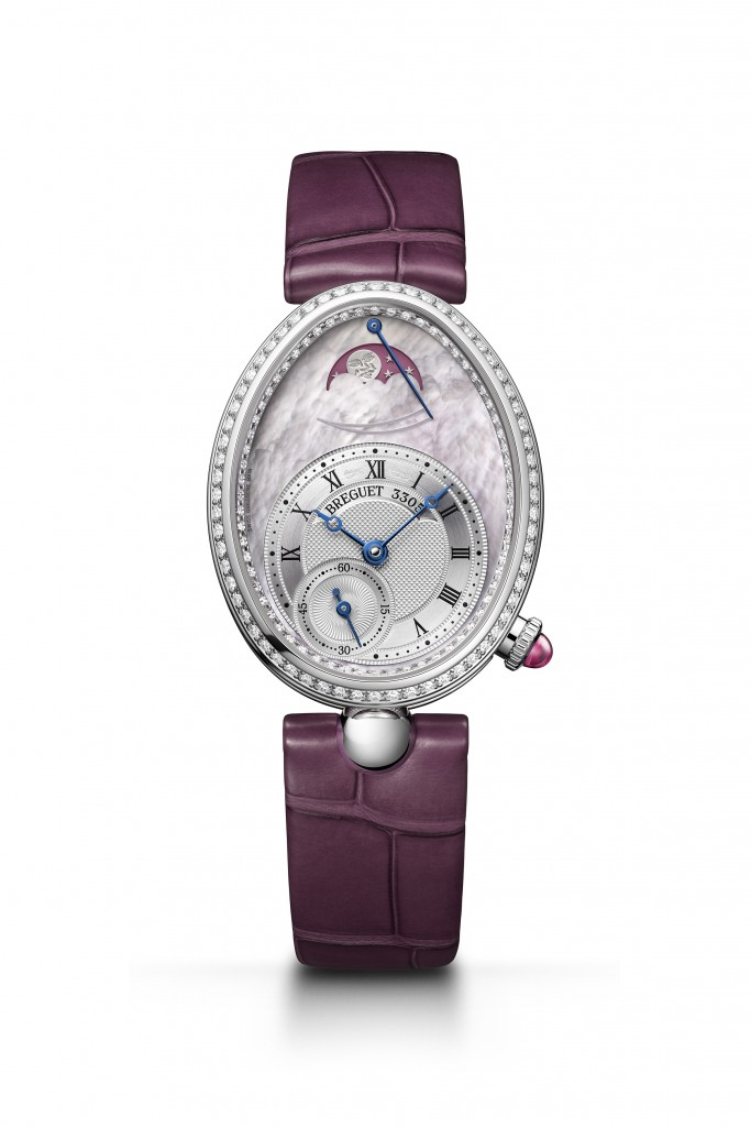 寶璣全球限量腕錶 歡慶情人佳節(2) (1)