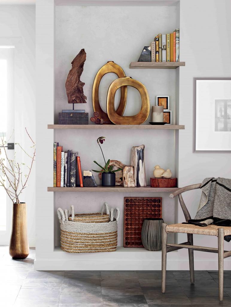 身處在後現代主義時代,消費者更注重個人意識與想法的展現,在居家空間上,消費形態已轉向渴望能展現個人風格的飾品 (1)