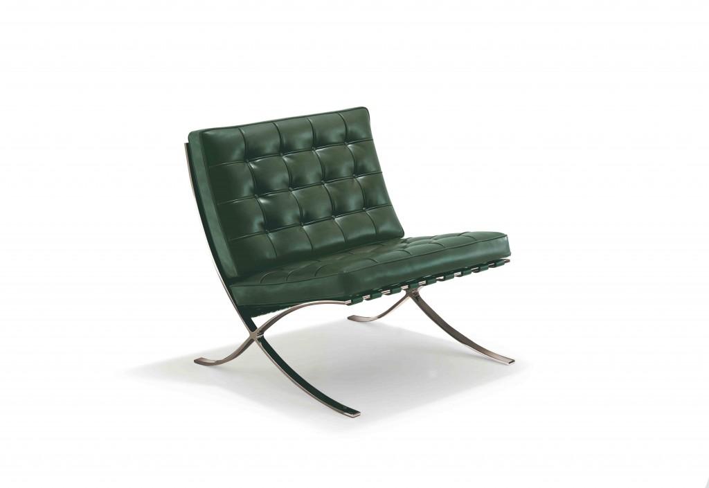 06-Knoll-Barcelona Chair-Bauhaus 100 Anniversary-1(單品圖) (1)
