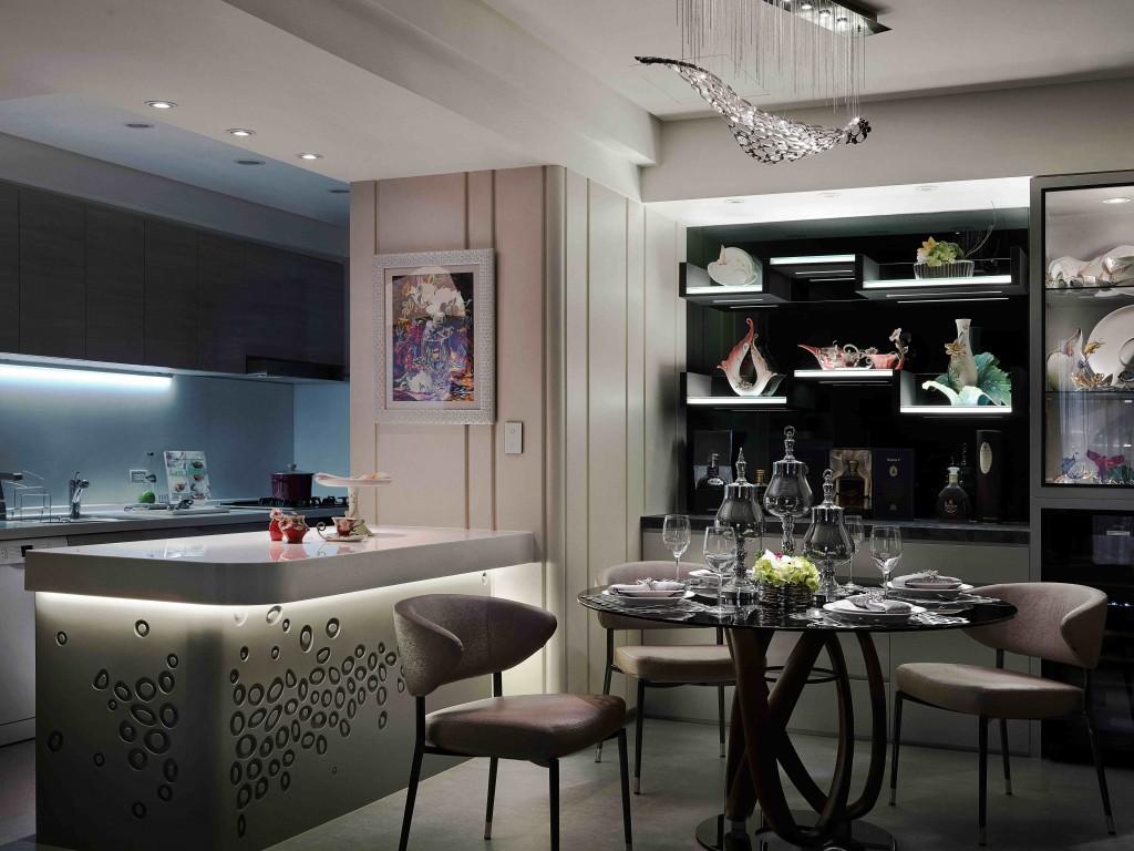 08 餐廳吧台 H004965