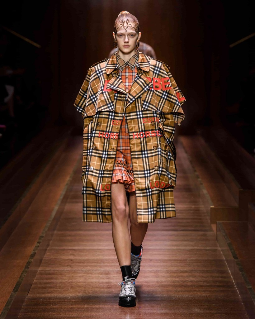 Burberry Autumn_Winter 2019 Collection - Look 14 (1)