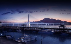Danjiang Bridge_Taipei_VisualArch_05