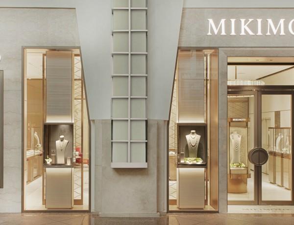 MIKIMOTO台北101頂級珠寶旗艦店 1