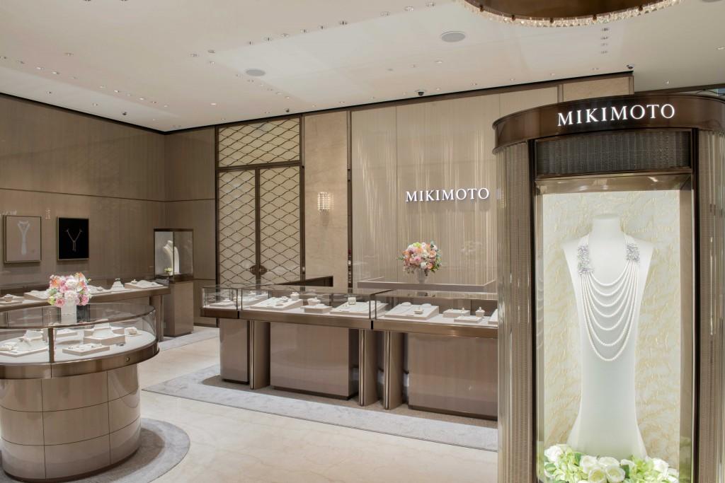 MIKIMOTO台北101頂級珠寶旗艦店 3