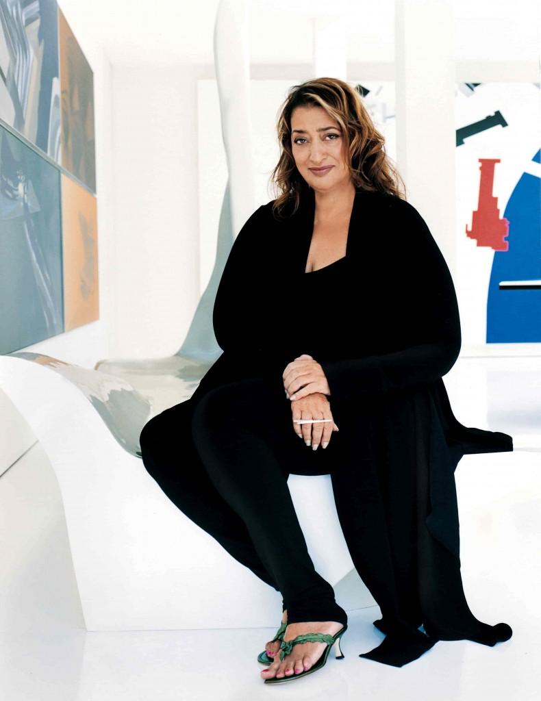 Zaha Hadid by Alberto Heras (1)