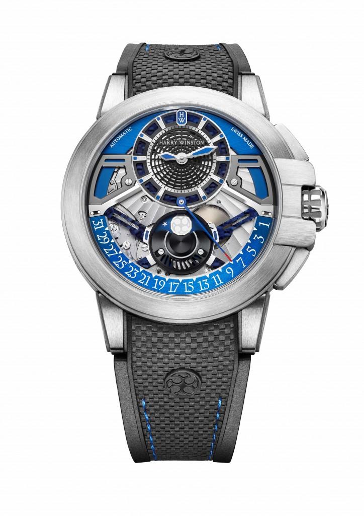 海瑞溫斯頓Project Z13 腕錶 (1)