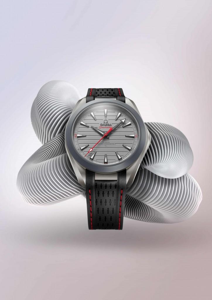 海馬Aqua Terra「超輕」腕錶 (1)