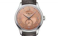 萬寶龍傳承系列小秒針限量款38腕錶,NT$_625,300