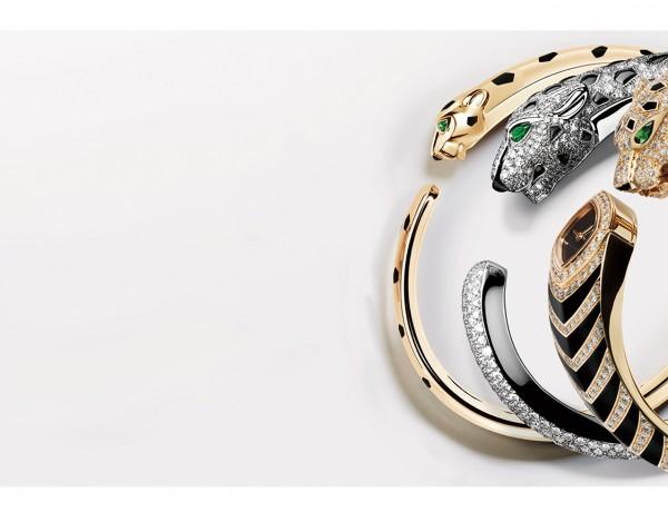03_N6715218 + HP600390 + CRHPI01219 - Cartier - La Panthère - Bracelet et montre