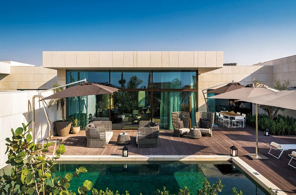 寶格麗杜拜飯店與度假村_Beach Villa(2)