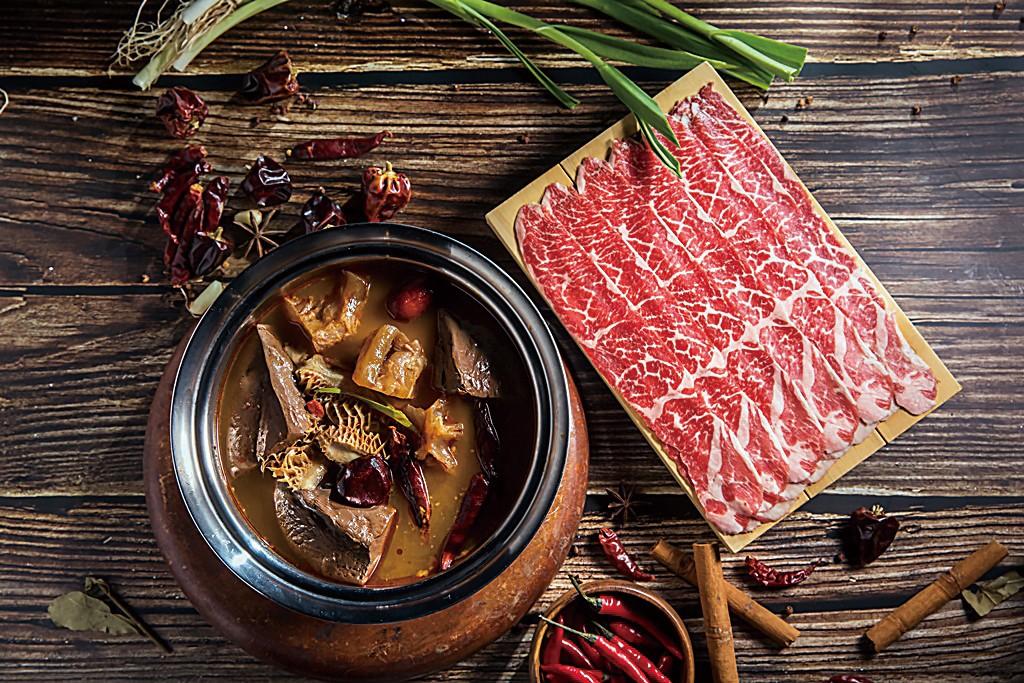 肉大人泡椒麻辣鍋