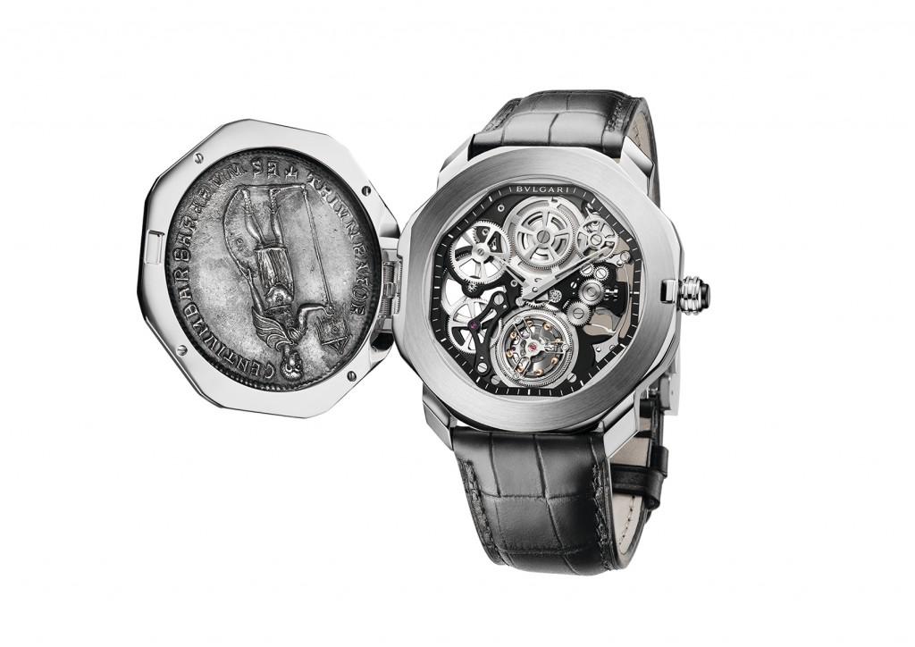 103209_BVLGARI OCTO FINISSIMO TOURBILLON 鉑金超薄鏤空陀飛輪古幣腕錶_參考售價約新台幣16,520,000 元 (全球僅限量1只)_2