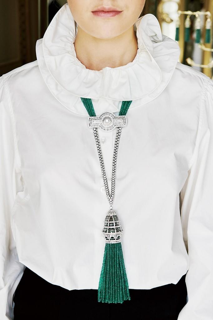 Présentation de la nouvelle collection haute joaillerie Boucher