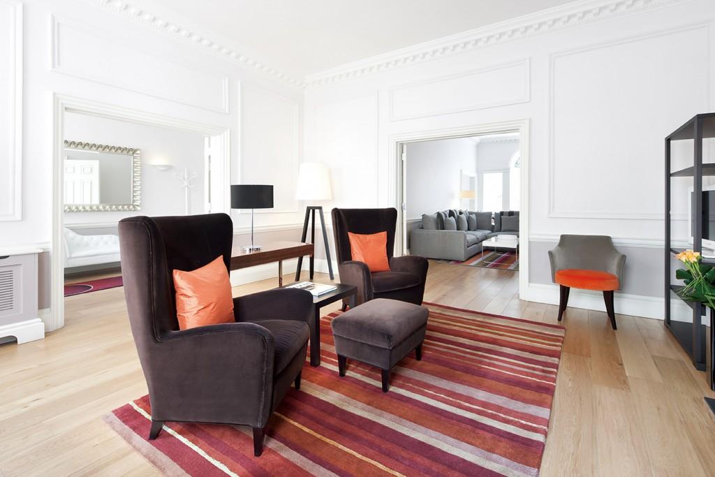 COMO Met London Apartments
