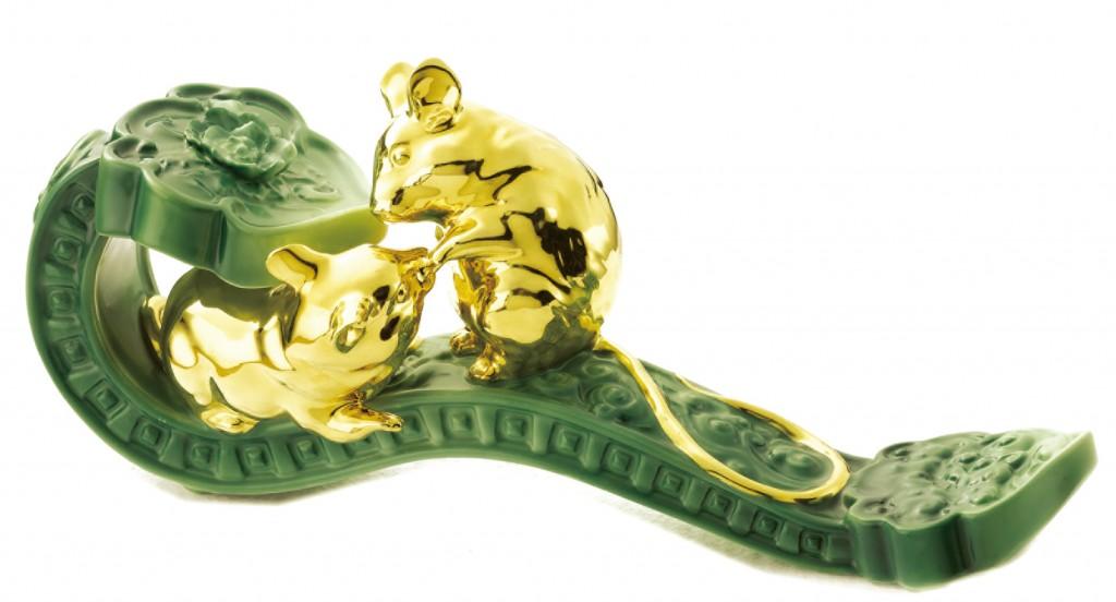 FZ01904 鼠一鼠二 吉祥如意 NT$ 13,900