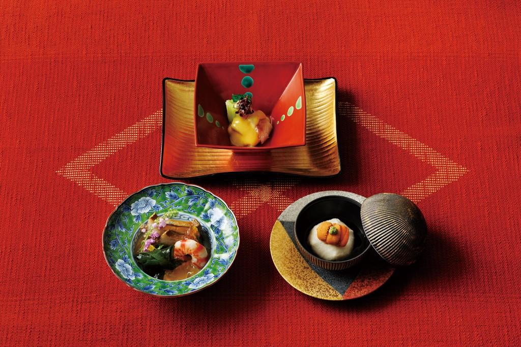 HOSHINOYA Guguan Dinner image