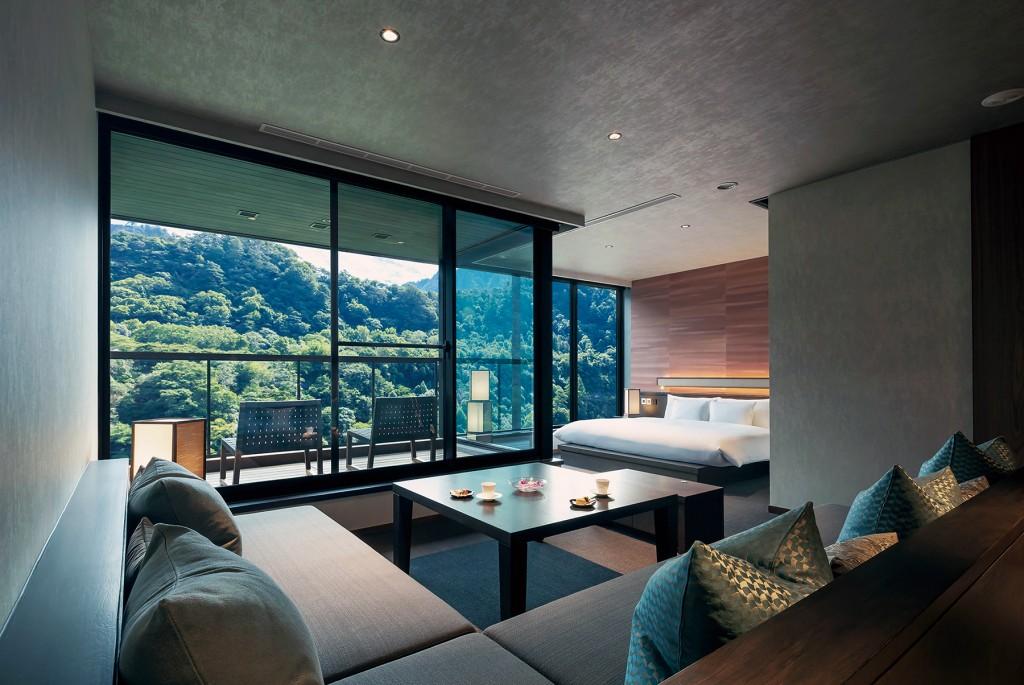 HOSHINOYA Guguan Guest Room Shan