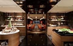 ROBIN_S Grill 將廣受饕客們津津樂道的沙拉吧與甜點吧分別獨立