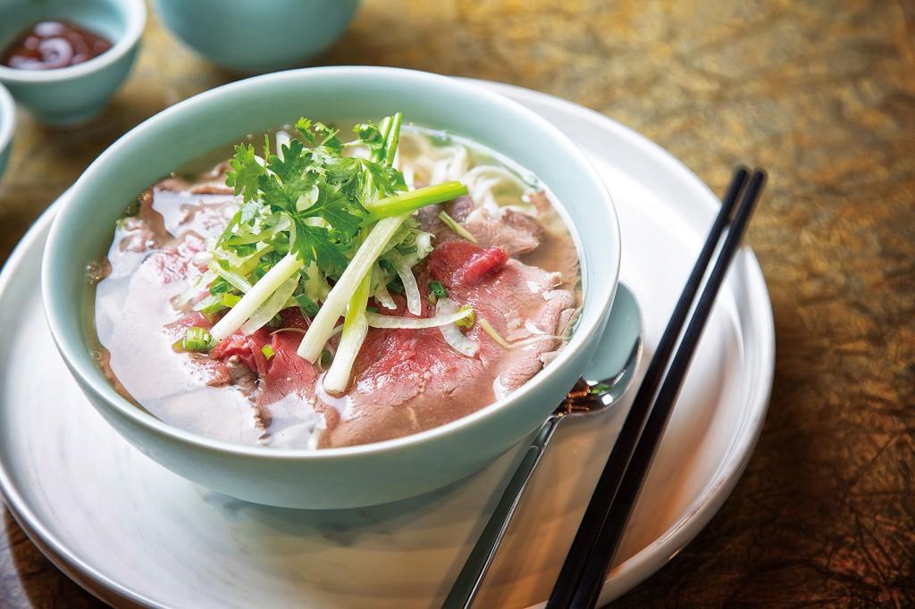 Vietnam House - Wagyu Beef Pho - III