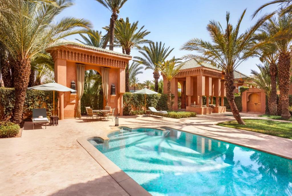 Amanjena, Morocco - Maison Jardin- Garden _ Pool_High Res_9921 (1)