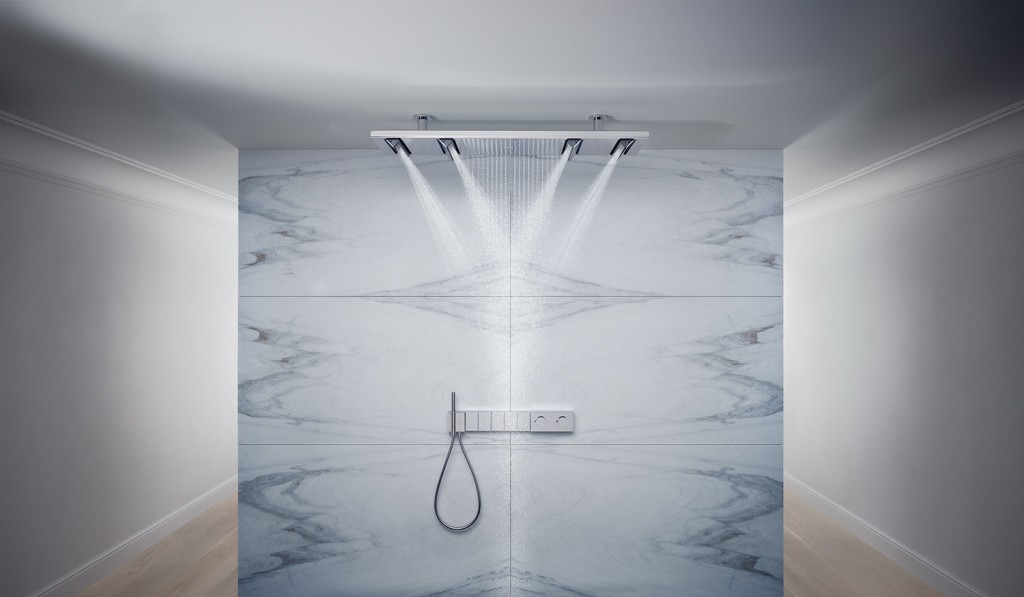 AXOR Edge_Thermostat_HandShower_ShowerHeaven 1200