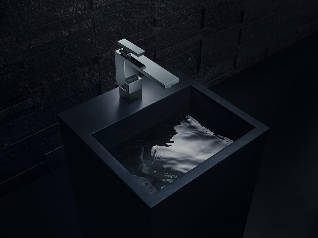 AXOR Edge_Washbasin Faucet