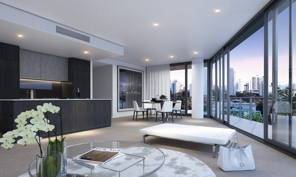 Infinity by Crown Group - Living