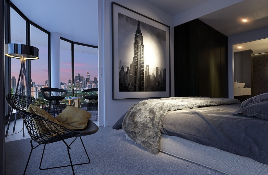 Infinity by Crown Group - Penthouse - Bedroom