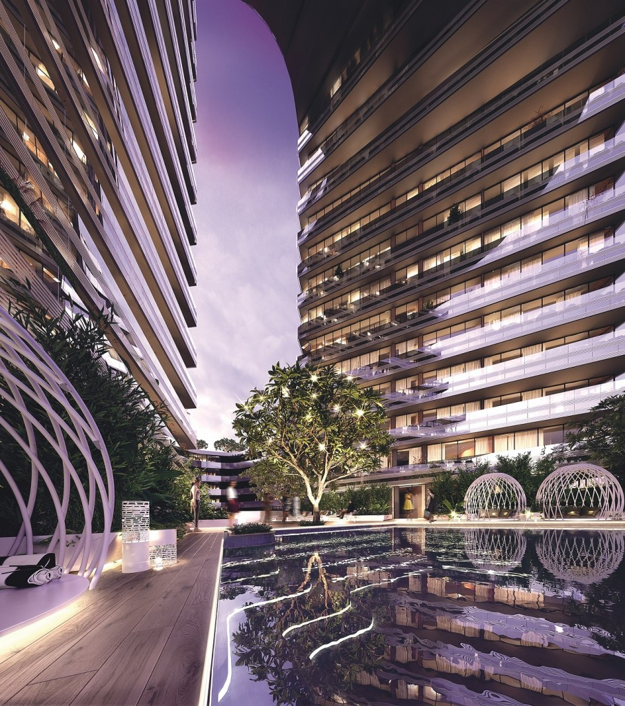 Infinity by Crown Group - Pool