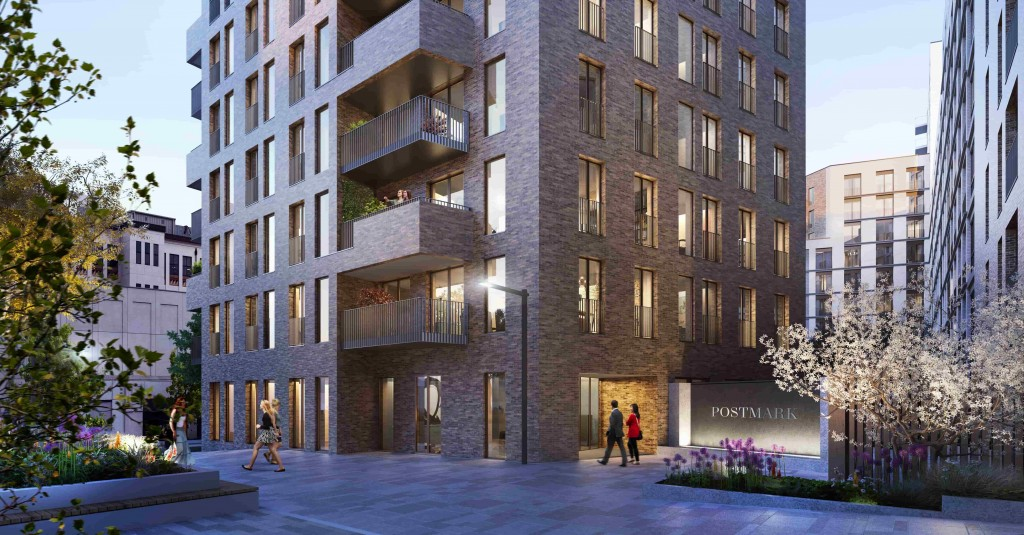 Taylor Wimpey Central London_Postmark_Exterior entrance (1)