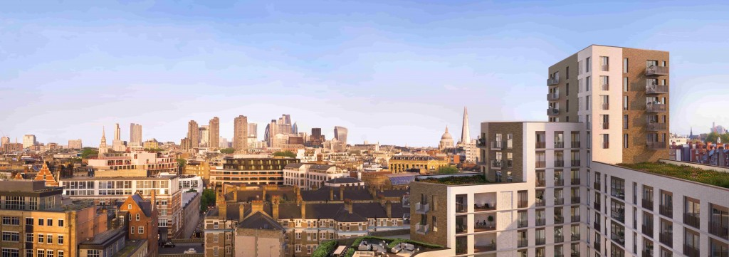 Taylor Wimpey Central London_Postmark_exterior view of city (1)