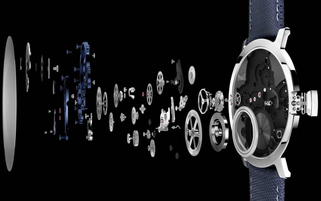 伯爵製900P-UC超薄手動上鍊機芯分解圖_1 (1)